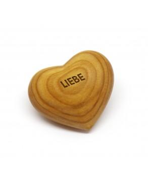 Holzherz 'Liebe'
