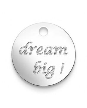 Armkette mit Anhänger 'dream big!'